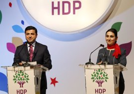 El Parlamento turco le quita el escaño a la colíder del HDP tras ser condenada por propaganda terrorista