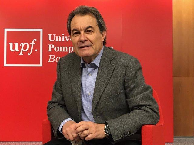 Artur Mas, PDeCAT