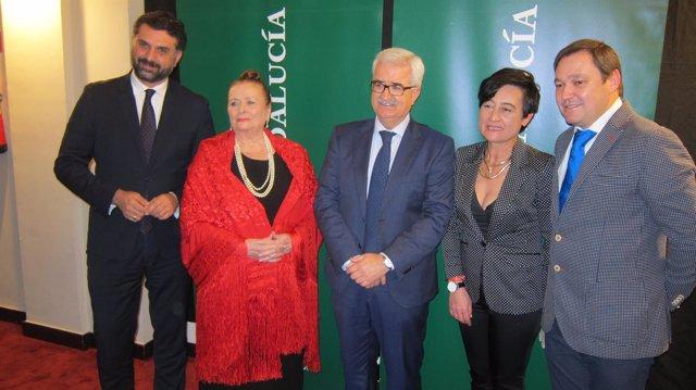 La Junta celebra en Madrid el Día de Andalucía