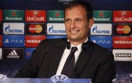 """Allegri: """"El Oporto es un equipo acostumbrado a estos partidos de 'Champions'"""""""