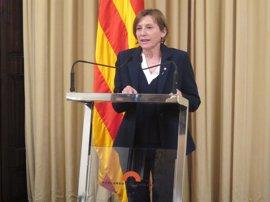 Forcadell dice que no le constan reuniones entre Gobierno y Generalitat