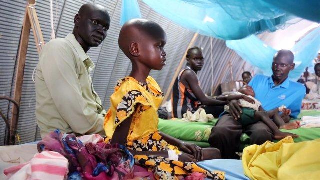 Sudán del Sur declara la hambruna en algunas zonas