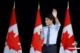 Trudeau dice que Canadá no frenará la llegada ilegal de migrantes desde EEUU