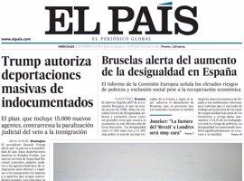 Las portadas de los periódicos de hoy, miércoles 22 de febrero de 2017