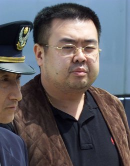 Kim Jong Nam, hermanastro de Kim Jong Un