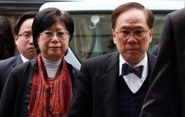 El exlíder de Hong Kong Donalt Tsang, condenado a 20 meses de prisión por mala praxis