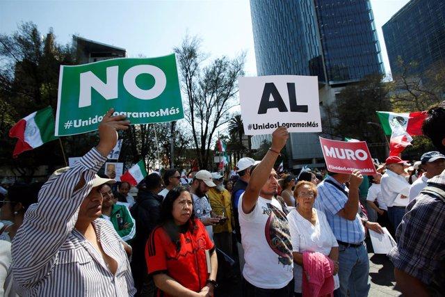 PROTESTA MÉXICO