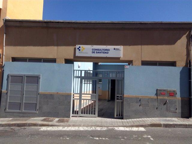 Consultorio Local de Santidad en Arucas