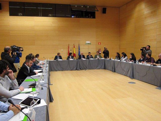 Reunión del Consejo Interterritorial de Juventud en Logroño