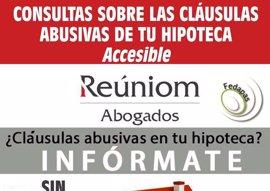 """Una jornada explicará las cláusulas """"abusivas"""" de las hipotecas a los discapacitados auditivos en Mérida (Badajoz)"""