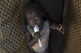 Reino Unido anuncia 240 millones de euros de ayuda a Sudán del Sur y Somalia para combatir la hambruna
