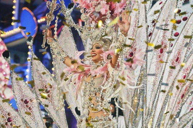 Reina del Carnaval