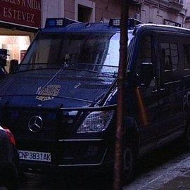 Operativo de Policía y Guardia Civil contra una red responsable de más de cien robos en viviendas de Madrid