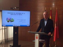 Murcia adelanta cinco años su cumplimiento en la lucha contra el cambio climático