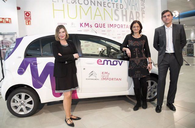 Citroën y Emov ponen en marcha 'Kilómetros que importan' para ayudar a niños