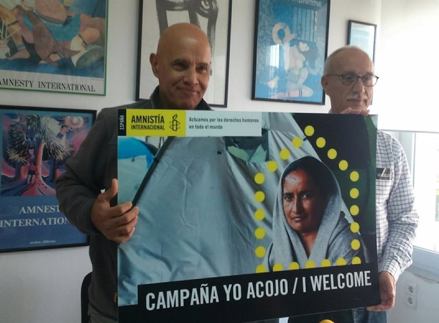 Rueda de prensa Amnistía Internacional