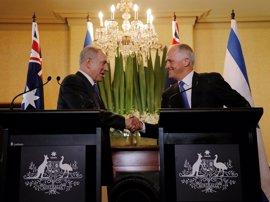 """Netanyahu elogia a su homólogo australiano por criticar la """"hipocresía"""" de la ONU"""