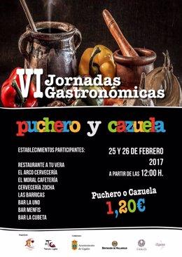 Convocatoria Presentación En Diputación De Valladolid De Las Vi Jornadas Gastron