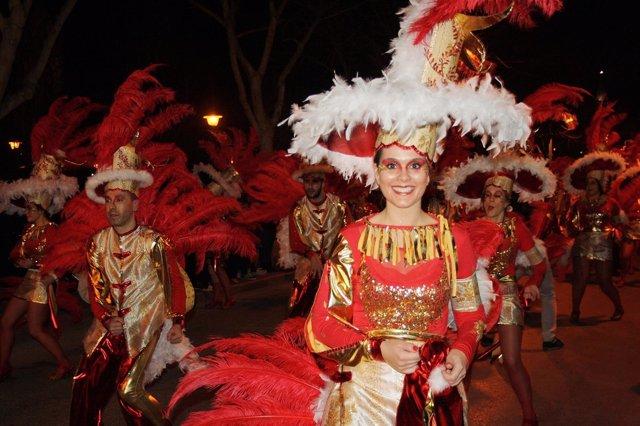 Carnaval, disfraces, disfraz, comparsa, desfile