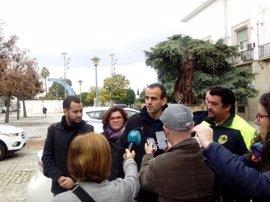 Moción urgente de Participa e IU al pleno municipal en apoyo a los trabajadores de la estiba
