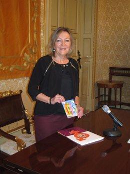 La Edil Cristina Klimowitz Presenta La Memoria De