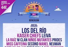 Los Del Río, cabezas de cartel del SanSan Festival 2017 junto a Leiva y Kaiser Chiefs