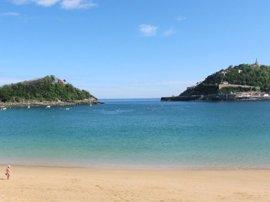 La playa de La Concha de San Sebastián, la sexta mejor del mundo y la mejor de Europa