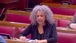 La senadora Quetglas pide al Gobierno documentación sobre la pavimentación de una cala en Calvià