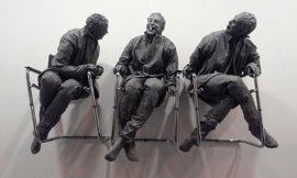 Una escultura de Juan Muñoz, la más cara en ARCO, con un precio de 1,5 millones de euros