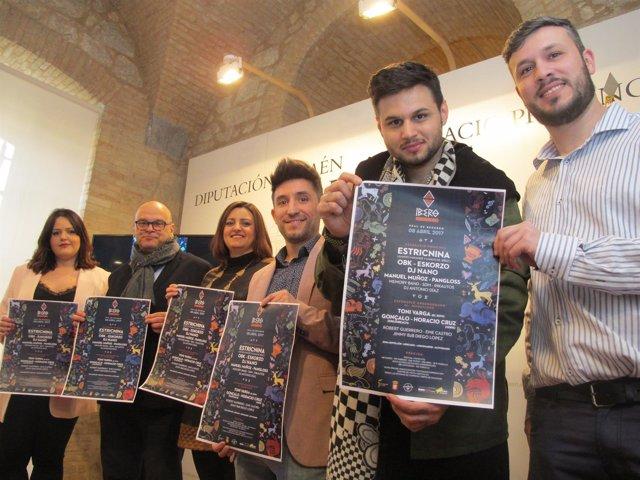 Presentación del VI Festival Ibero Joven.