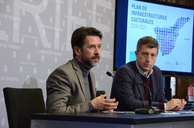 Nota De Prensa Y Fotografía: Cultura Plan Infraestructuras