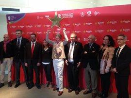 Annika Sorenstam acudirá al Estrella Damm Mediterranean Ladies Open para ojear a jugadoras para la Solheim Cup
