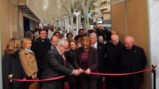 Inauguración Muestra Internacional de Voluntariado de la UCAM