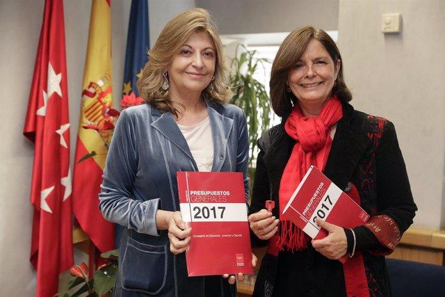 Hidalgo registra el proyecto de presupuestos de 2017.