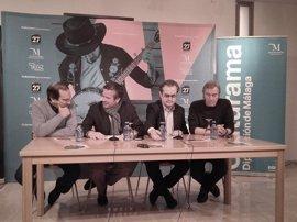 'Cine, cine', un ciclo organizado por la Diputación de Málaga y el MaF para rendir homenaje a Luis Eduardo Aute
