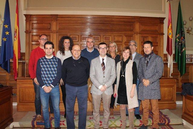 Diputación Toledo (Nota De Prensa Y Fotografía) Exámenes Bolsas De Trabajo Diput