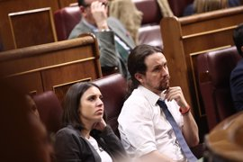 """Iglesias responde a Rajoy: """"España es un gran país a pesar del PP"""" y de su gobierno """"corrupto"""""""