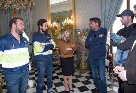 La Diputación de Cádiz insta al Gobierno central a impulsar un acuerdo en la estiba