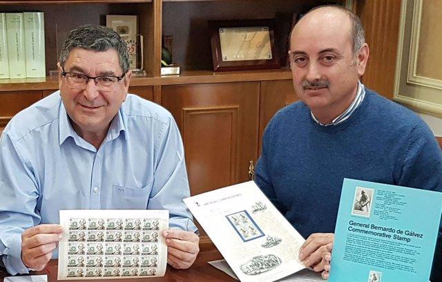 Moreno Ferrer y Antonio campos alcaldes de vélez y macharaviaya