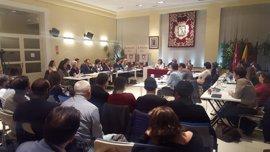 PP acusa a Ahora Madrid de impedir la entrada al Pleno de Hortaleza a vecinos contrarios al ARTEfacto de Valdebebas