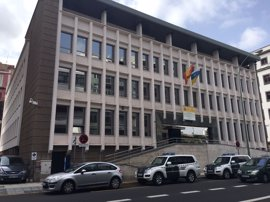 La Guardia Civil registra las oficinas del Catastro en Las Palmas de Gran Canaria por irregularidades
