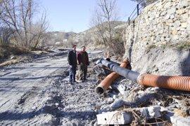 La pedanía de Hijate, en Alcóntar (Almería), tendrá un nuevo depósito para garantizar el abastecimiento de agua