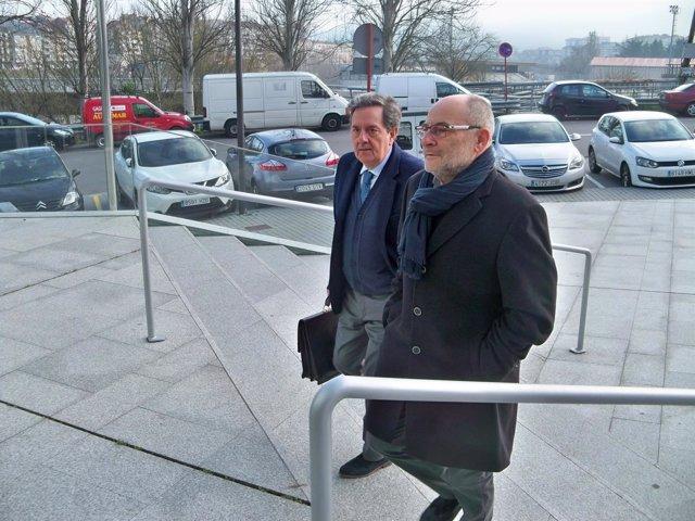 Francisco Rodríguez acude a declarar