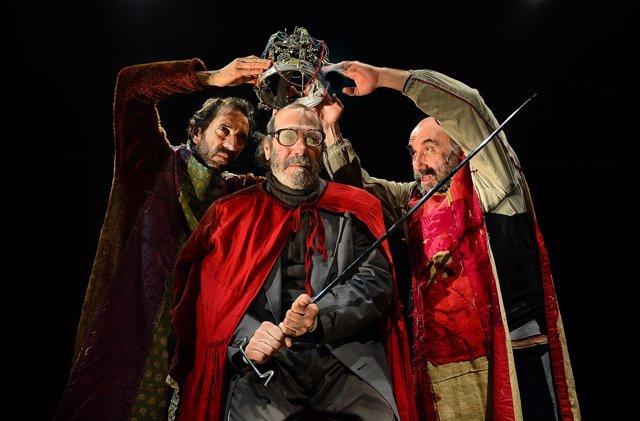 La Zaranda Teatro Cervantes