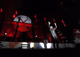 Roger Waters quiere tocar The Wall en la frontera entre Estados Unidos y México