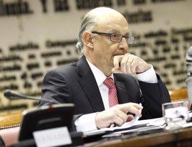 Montoro incluye en la ronda de negociaciones para el presupuesto a PdeCat y PSOE tras verse con Cs, PNV y CC