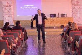Medio centenar de directores participa en Valladolid en la VII Jornada de Comunicación y Marketing Educativo de ECCyL