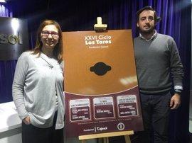 'Litri', Cristina Sánchez y Jiménez Fortes serán protagonistas en el XXVI Ciclo Los Toros de Cajasol