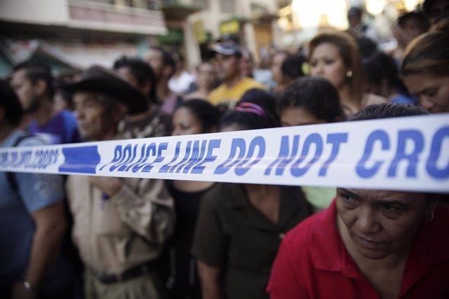 Choloma y Comayagüela masacres