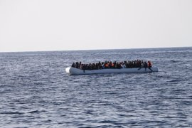 Rescatados más de 700 inmigrantes en siete operaciones en el Mediterráneo